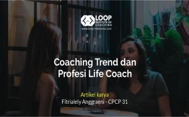 Coaching Trend dan Profesi Life Coach