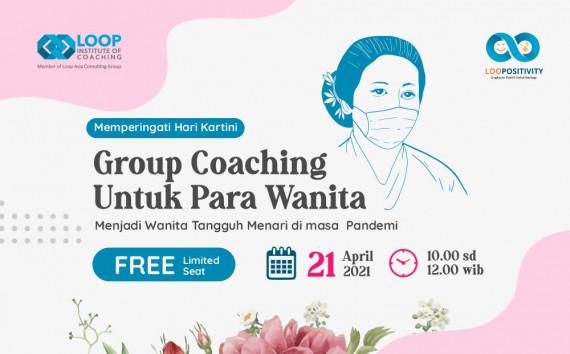 Group coaching untuk para wanita