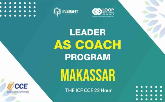 MAKASSAR Leader as Coach